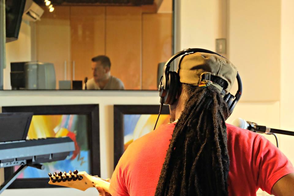 in studio 4